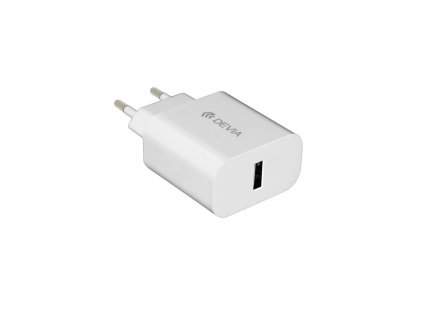 Nabíjecí AC adaptér pro iPhone a iPad - Devia, Smart Charger 2.1A