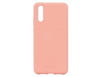 Pouzdro / kryt pro Huawei P20 - Mercury, Soft Feeling Pink
