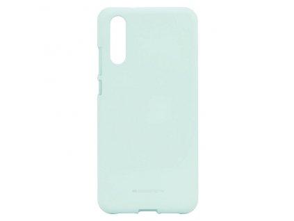 Pouzdro / kryt pro Huawei P20 - Mercury, Soft Feeling Mint