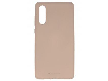 Pouzdro / kryt pro Samsung GALAXY A7 (2018) A750 - Mercury, Soft Feeling Pink Sand