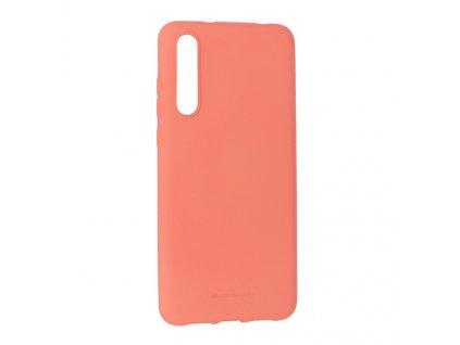 Pouzdro / kryt pro Huawei P20 PRO - Mercury, Soft Feeling Pink
