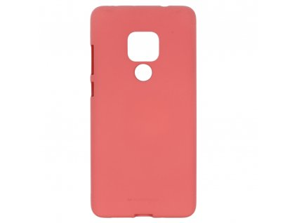 Pouzdro / kryt pro Huawei Mate 20 - Mercury, Soft Feeling Pink