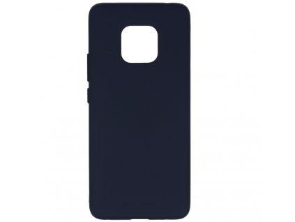 Pouzdro / kryt pro Huawei Mate 20 PRO - Mercury, Soft Feeling Midnight Blue