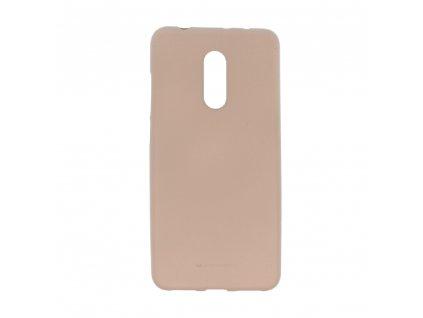Pouzdro / kryt pro Huawei Mate 20 LITE - Mercury, Soft Feeling Pink Sand