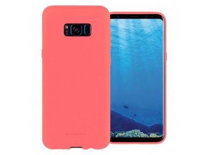 Ochranný kryt pro Samsung Galaxy S8 PLUS - Mercury, Soft Feeling Pink