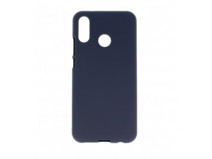Pouzdro / kryt pro Huawei P20 LITE - Mercury, Soft Feeling Midnight Blue