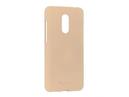 Ochranný kryt pro Xiaomi Redmi 5 PLUS / Note 5 - Mercury, Soft Feeling Pink Sand