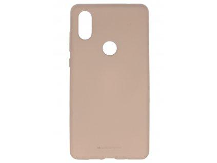 Ochranný kryt pro Xiaomi Mi A2 - Mercury, Soft Feeling Pink Sand