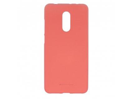 Ochranný kryt pro Xiaomi Redmi 5 - Mercury, Soft Feeling Pink