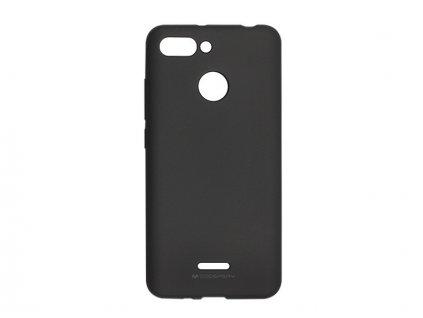 Ochranný kryt pro Xiaomi Redmi 6 - Mercury, Soft Feeling Black