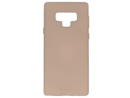 Pouzdro / kryt pro Samsung Galaxy NOTE 9 - Mercury, Soft Feeling Pink Sand