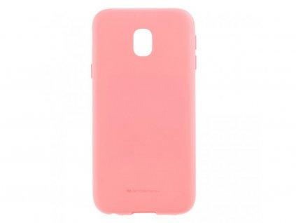Ochranný kryt pro Samsung GALAXY J4 PLUS (2018) J415F - Mercury, Soft Feeling Pink Sand