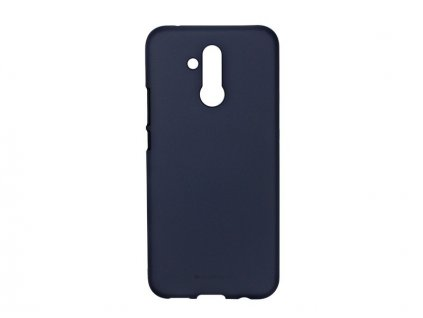 Kryt pro Huawei Mate 20 LITE - Mercury, Soft Feeling Midnight Blue