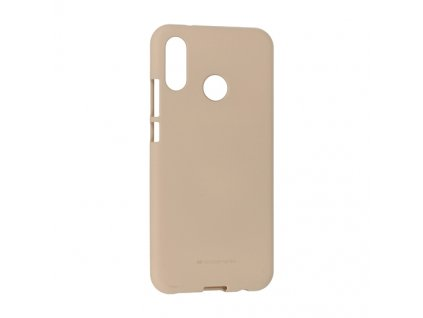 Pouzdro / kryt pro Huawei P20 LITE - Mercury, Soft Feeling Pink Sand