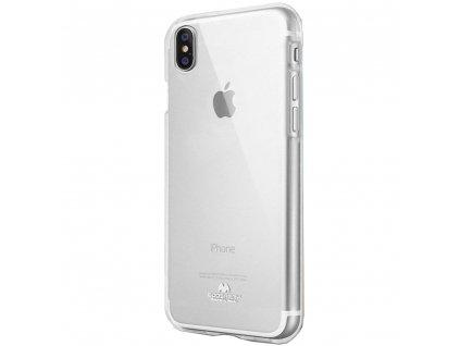 Ochranný kryt pro iPhone XS MAX - Mercury, Jelly Transparent