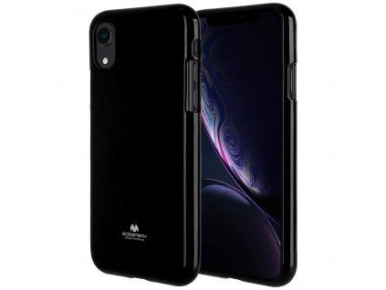 Ochranný kryt pro iPhone XR - Mercury, Jelly Black