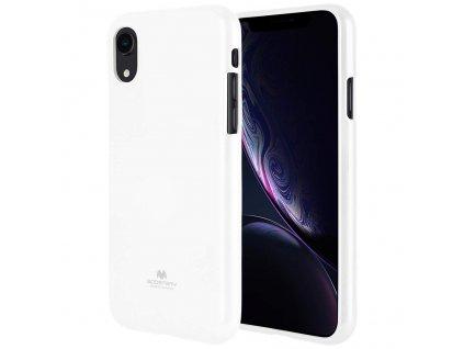 Ochranný kryt pro iPhone XR - Mercury, Jelly White