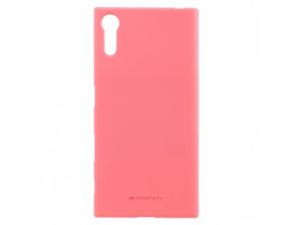 Pouzdro / kryt pro Samsung GALAXY A9 (2018) A920F - Mercury, Soft Feeling Pink