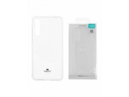 Pouzdro / kryt pro Huawei P20 PRO - Mercury, Jelly Transparent