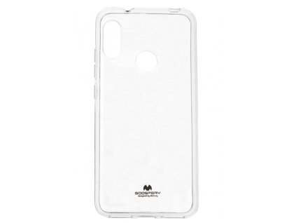 Pouzdro / kryt pro Huawei Nova 3 - Mercury, Jelly Transparent
