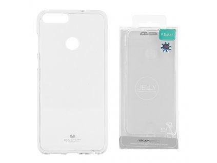 Ochranný kryt pro Huawei P Smart (ENJOY 7S) - Mercury, Jelly Transparent