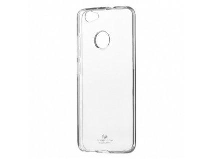 Ochranný kryt pro Xiaomi Redmi 6 - Mercury, Jelly Transparent