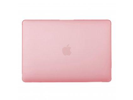 Polykarbonátové pouzdro / kryt na MacBook Air 13 (2018-2019) - Matte Pink