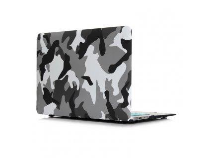 Ochranný kryt na MacBook Air 13 (2010-2017) - Camouflage Gray
