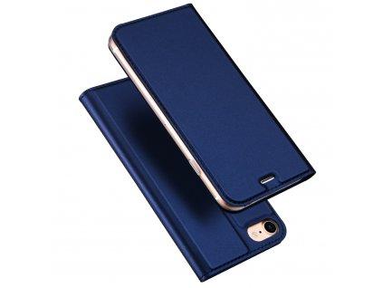 Pouzdro pro iPhone 7 / 8 / SE (2020) - DuxDucis, SkinPro Blue