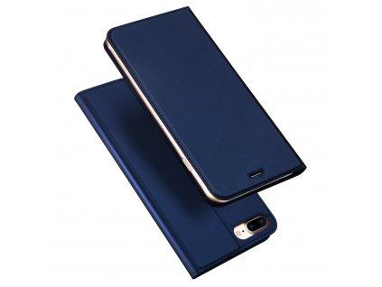 Pouzdro pro iPhone 7 Plus / 8 Plus - DuxDucis, SkinPro Blue