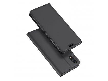 Pouzdro pro iPhone XR - DuxDucis, SkinPro Black