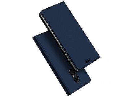 Pouzdro pro Xiaomi Redmi 5 Plus / Note 5 - DuxDucis, SkinPro Blue