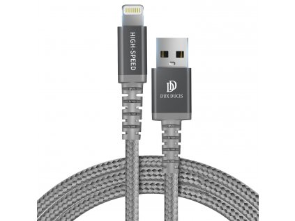 Certifikovaný kabel lightning pro iPhone a iPad - DuxDucis, X1 100CM