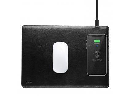 Bezdrátová nabíječka pro iPhone / podložka pod myš - DuxDucis, C4