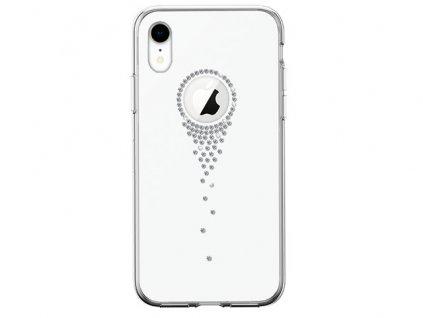Ochranný kryt pro iPhone XR - Comma, AngelTears White