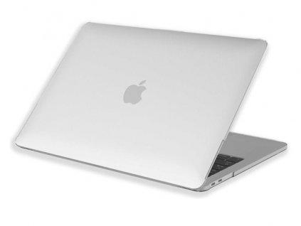 Polykarbonátové pouzdro na MacBook Pro 13 (2016-2018) - Comma, Hard Jacket Clear