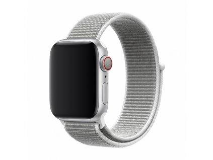 Řemínek pro Apple Watch 42mm / 44mm - Devia, Sport3 Seashell