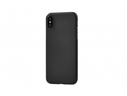 Ultratenký kryt pro iPhone XS - Devia, Naked Black
