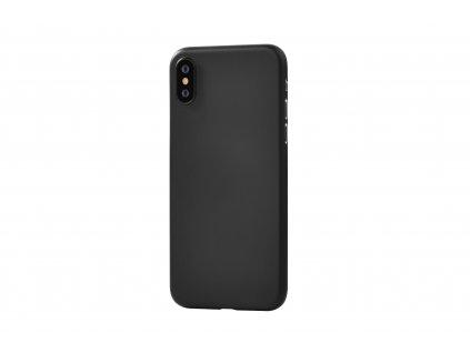 Ultratenký kryt pro iPhone XS MAX - Devia, Naked Black