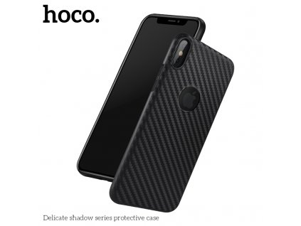 Ochranný kryt pro iPhone XS / X - Hoco, Delicate Shadow