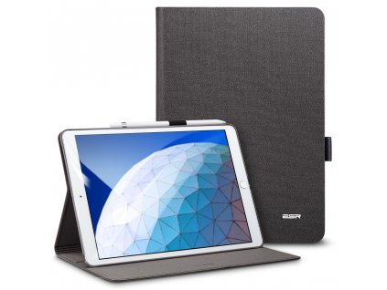 Pouzdro / kryt pro iPad Air 3 - ESR, SIMPLICITY PENCIL GREY