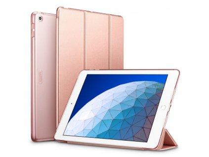 Pouzdro / kryt pro iPad Air 3 - ESR, YIPPEE ROSEGOLD