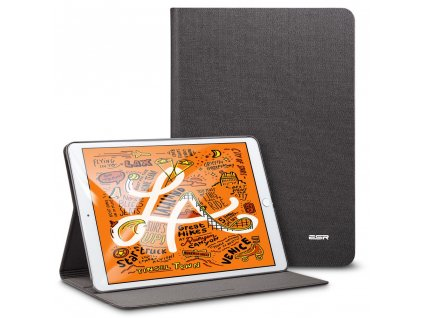 Pouzdro / kryt pro iPad mini 5 - ESR, SIMPLICITY GREY
