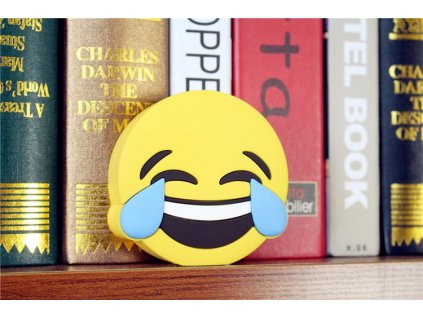 Externí baterie / POWERBANKA - Emoji, Cry