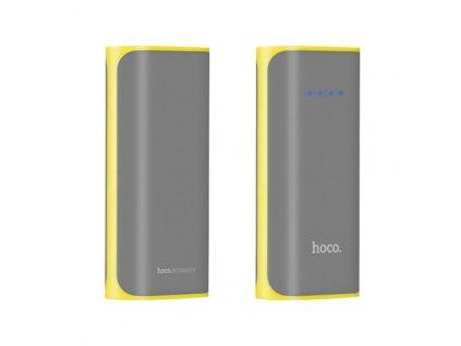 Externí baterie / powerbanka - HOCO, B21 Tiny 5200mAh Gray