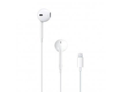 Originální sluchátka - Apple, EarPods s konektorem Lightning
