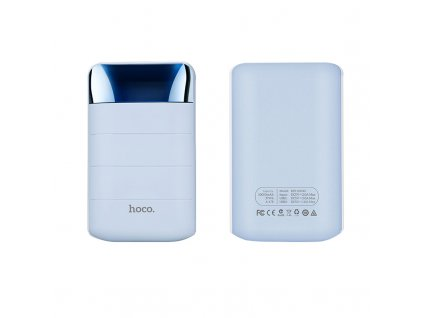 Externí baterie / powerbanka - HOCO, B29 Domon 10000mAh Blue