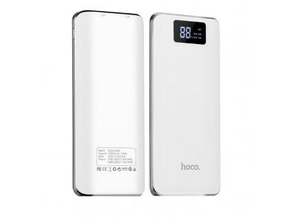 Externí baterie / powerbanka - HOCO, B23A Flowed 15000mAh White