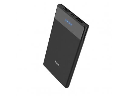 Externí baterie / powerbanka - HOCO, B35D Entourage 5000mAh Black