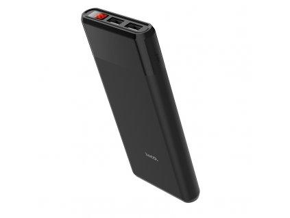 Externí baterie / powerbanka - HOCO, B35C Entourage 12000mAh Black